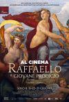 RAFFAELLO IL GIOVANE PRODIGIO - LA GRANDE ARTE AL CINEMA 2020/2021